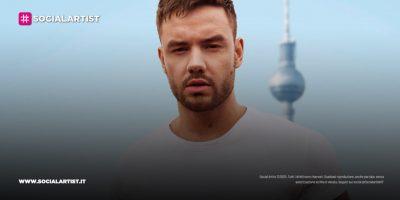 """Liam Payne, dal 3 settembre il nuovo singolo """"Sunshine"""""""