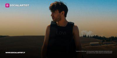 """Lovi, dal 10 settembre il nuovo singolo """"Kevlar"""""""