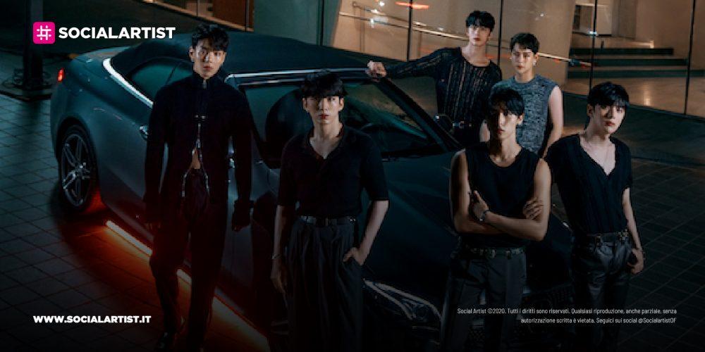 """Monsta X, dal 10 settembre il nuovo singolo """"One Day"""""""