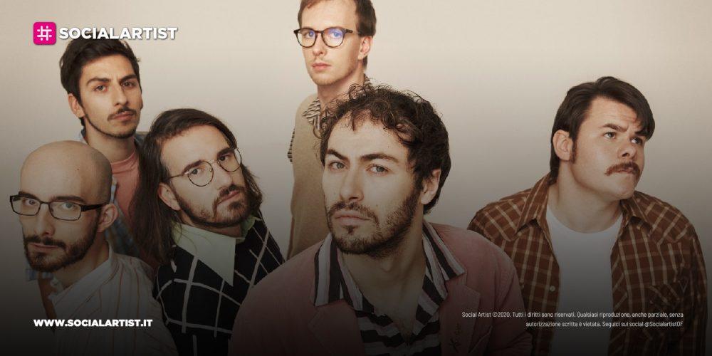 """Pinguini Tattici Nucleari, dal 17 settembre il nuovo singolo """"Pastello bianco"""""""