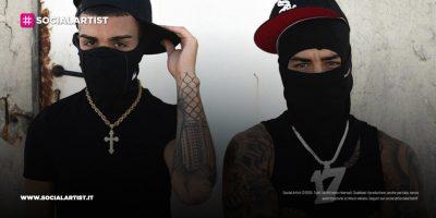 """Tony Effe & Capo Plaza, dal 3 settembre il nuovo singolo """"Balaclava"""""""