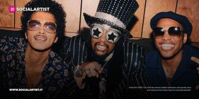 """Bruno Mars & Anderson. Paak, dal 12 novembre il nuovo album """"An Evening With Silk Sonic"""""""
