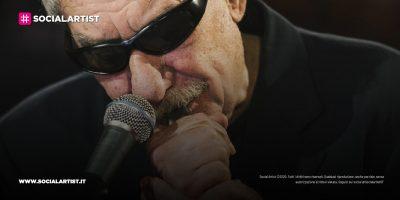 """Paolo Conte, dal 12 novembre il nuovo album """"Live at Venaria Reale"""""""