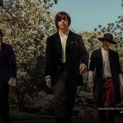 """The Minis, dal 15 ottobre il nuovo singolo """"Omini"""""""